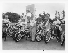 4th of July parade, year unknown.